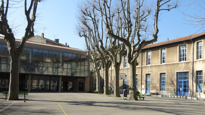 Bienvenue au collège Vernet !